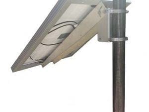 "SunWize 18"" Side of Pole Mount"