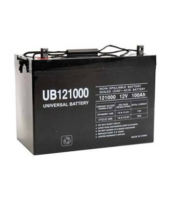UPG UB121000 AGM Battery