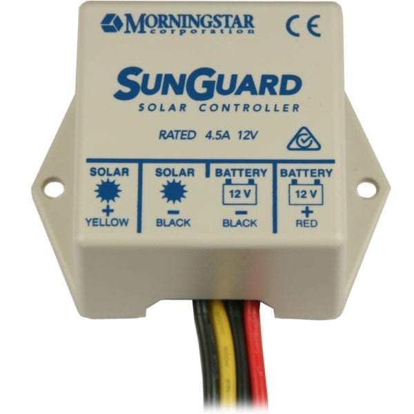 Morningstar SG-4 SunGuard Charge Controller